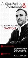 Gaston Toledo Saldaño