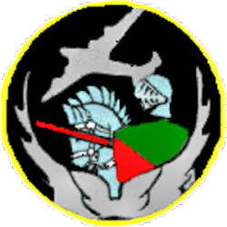 38th Bombardment Sqd. Insignia