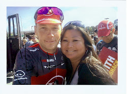 Chris Horner & me
