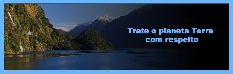 Trate o Planeta Terra com respeito!!!