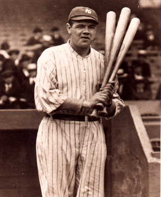 babe ruth an american icon Baseball icon babe ruth made his debut 100 years ago friday  runs -- remains  relevant in the american consciousness a century later.