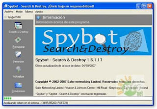 spybot SD