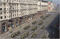 May 9th, 2010 is Victory day Parade, with a couple of surprises!