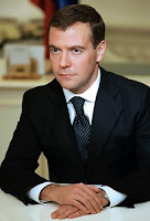 From Russia: President Medvedev's and President Obama's Press Statement! (04-01-09)