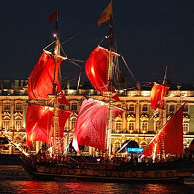 Russian Video: Scarlet Sails - 2009