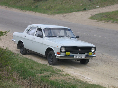 In Russia: Our Volga 2410 was Stolen on Sunday Morning!