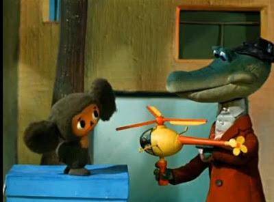 Russian Video: Cheburashka (cartoon)