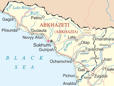 Russia Is Giving Georgia Fair Warning over Abkhazian Water Ways!