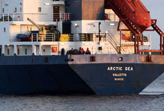 Arctic Sea Did What?