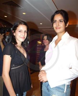 SALMAN KHAN himself: Katrina Kaif's Sister Isabella's ...