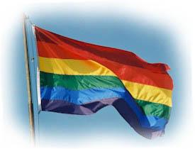 honorary texan flag gay flag