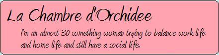 La Chambre d'Orchidee