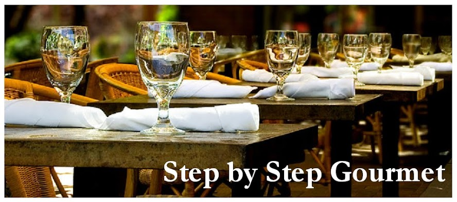 Step by Step Gourmet