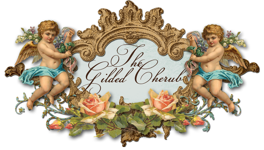 THE GILDED CHERUB