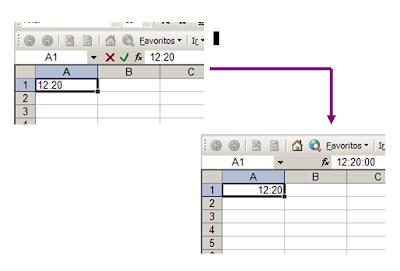 formato numérico en Excel