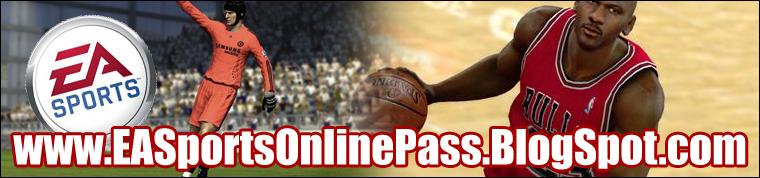 EA Sports Online Pass Code Generator