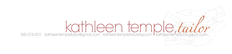 kathleen temple, tailor