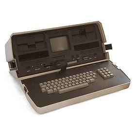 sejarah laptop, laptop pertama