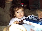 ella es Catalina, mi nieta