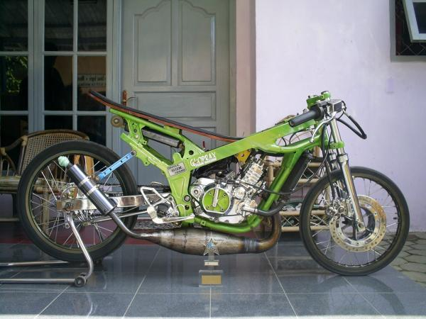 Photo of Koleksi Motor Kawasaki