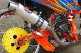 nouvo Tutorial Cara Bore Up Motor Drag