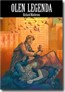 Richard Matheson: Olen legenda (Vaskikirjat)