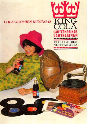 King Cola -virvoitusjuoma