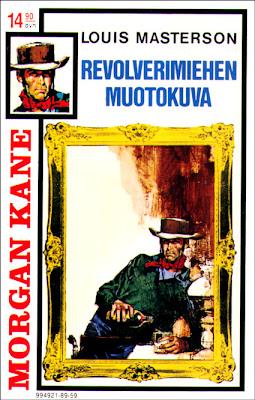 Morgan Kane - Revolverimiehen muotokuva