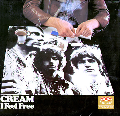 Cream: I Feel Free LP