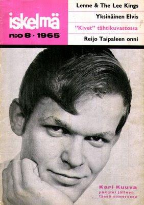 Kari Kuuva - Iskelmä 1965