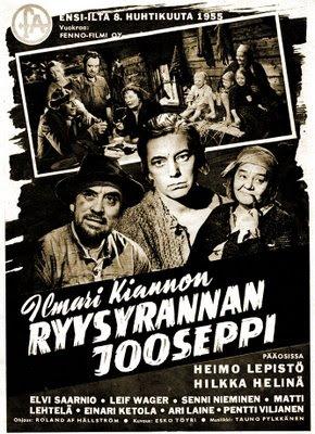 Ryysyrannan Jooseppi - Ryysyranta-elokuva