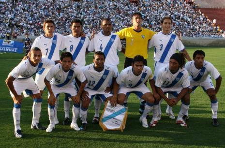 Juegos con Honduras y Guatemala en Septiembre 4 y 7 del 2010. SELECCION_GUATEMALA_334759473