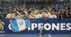 GUATEMALA CAMPEON CONCACAF 2008