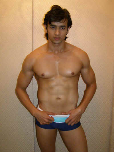 Hot indian male models nude