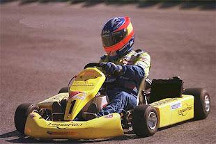 Alonso kart
