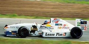 Alonso formula nissan