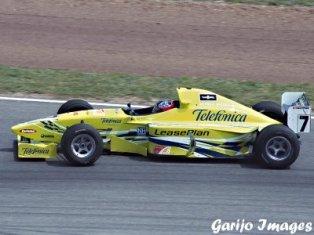 Alonso f3000