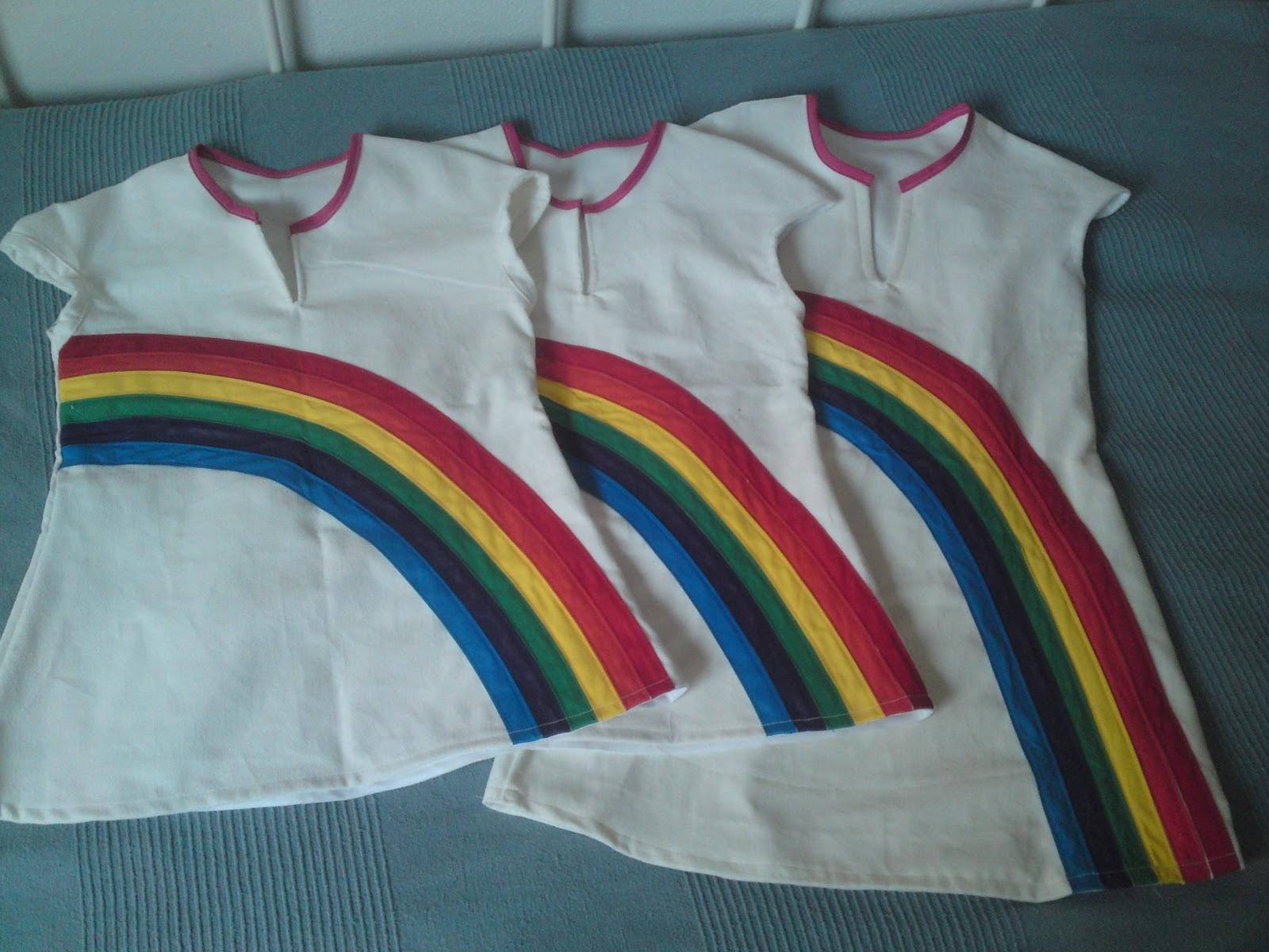 patroon k3 kleedje