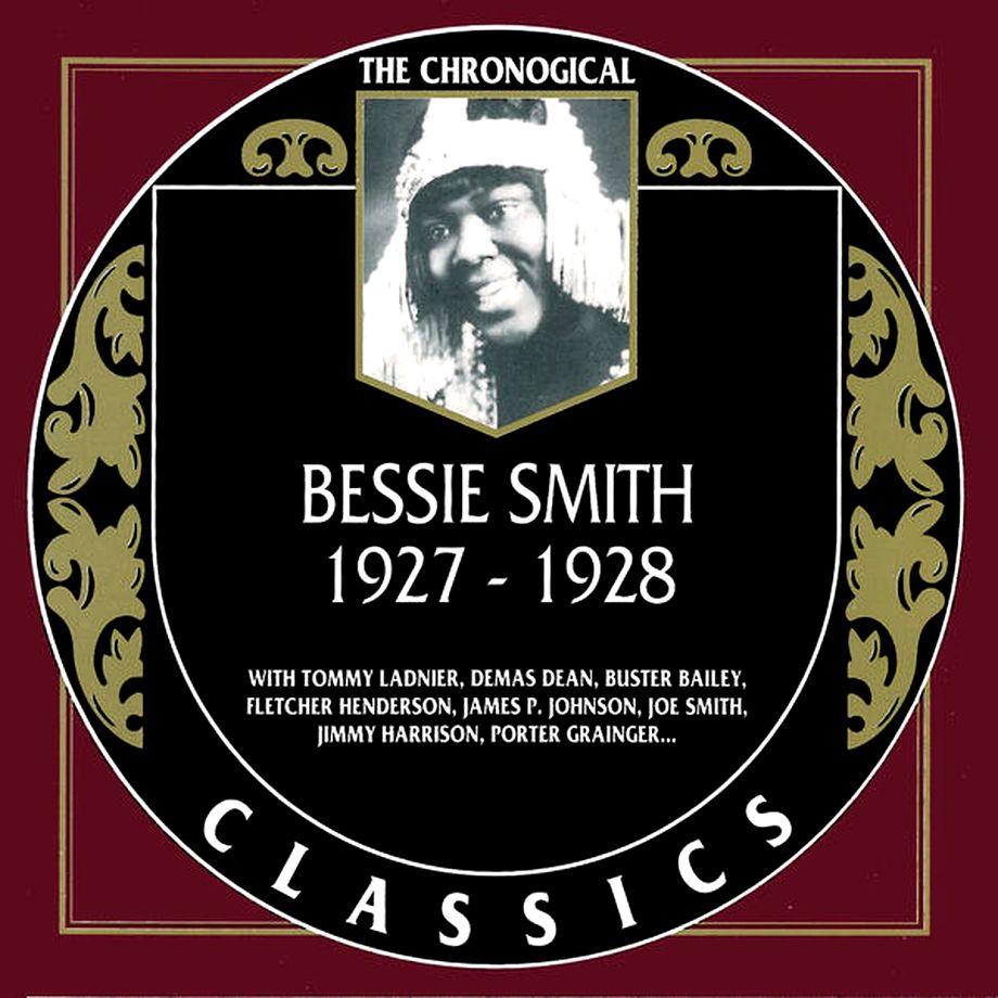 A combien nous arrêterons-nous ? - Page 39 Bessie+smith+-+1927-1928+front