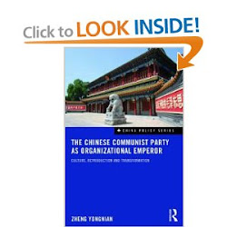 The Chinese Communist Party As Organizational Emperor