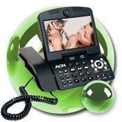 Check out the new video phone!