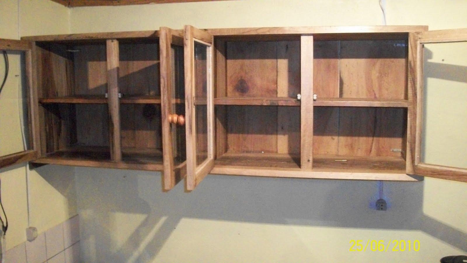 Arte Cupim Arte em madeira de demolição : Móveis para cozinha? A  #AFAE1C 1600x900
