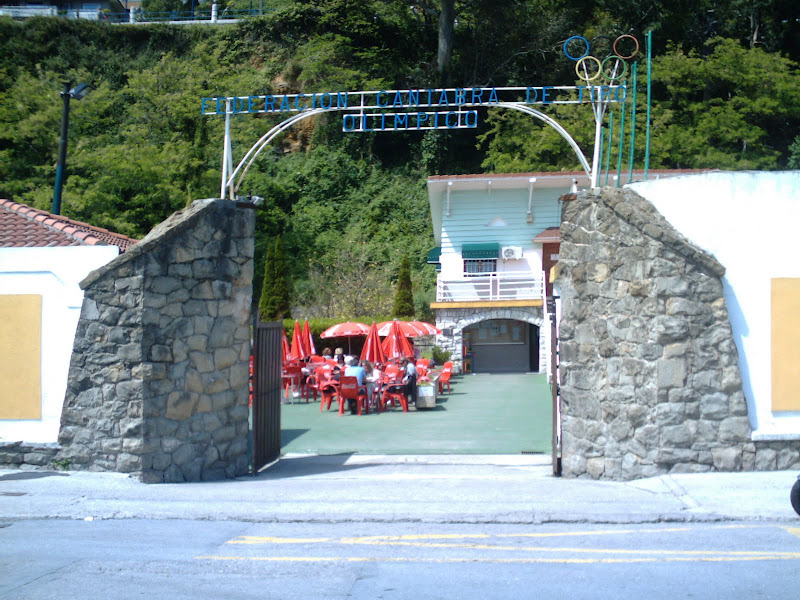 Instalaciones Federación Española de Tiro Olímpico en Santander