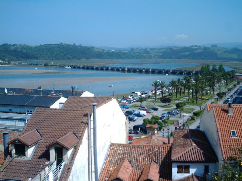 Puente de San Vicente de la Barquera