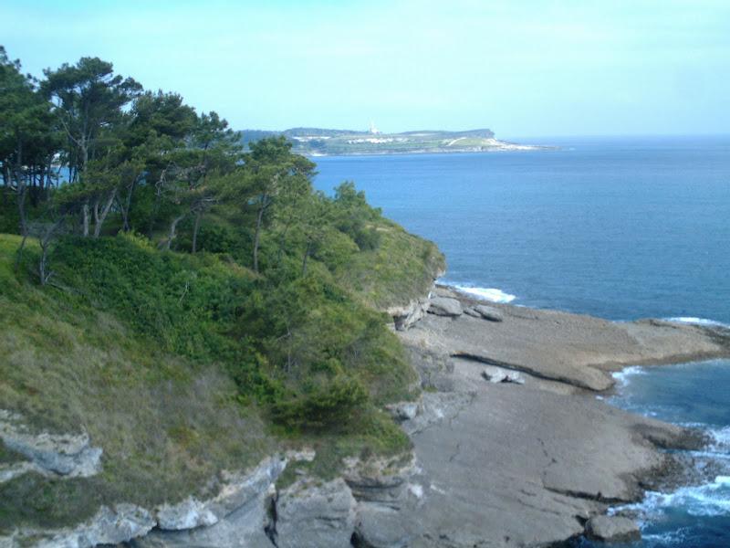 Cabo Menor desde la Península de la Magdalena