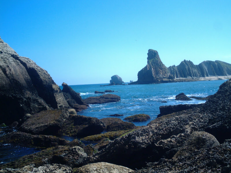 Playa de Cerrias en Liencres