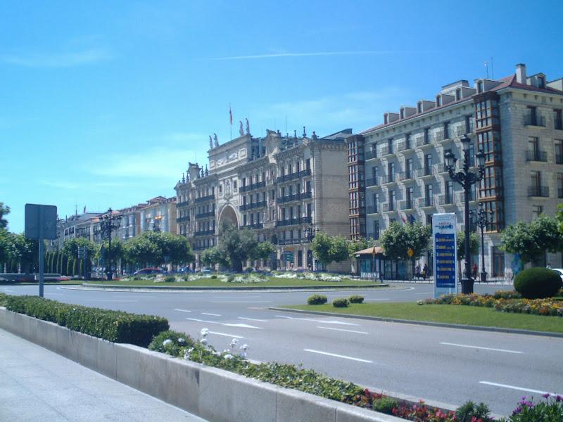 Edificio del Banco de Santander