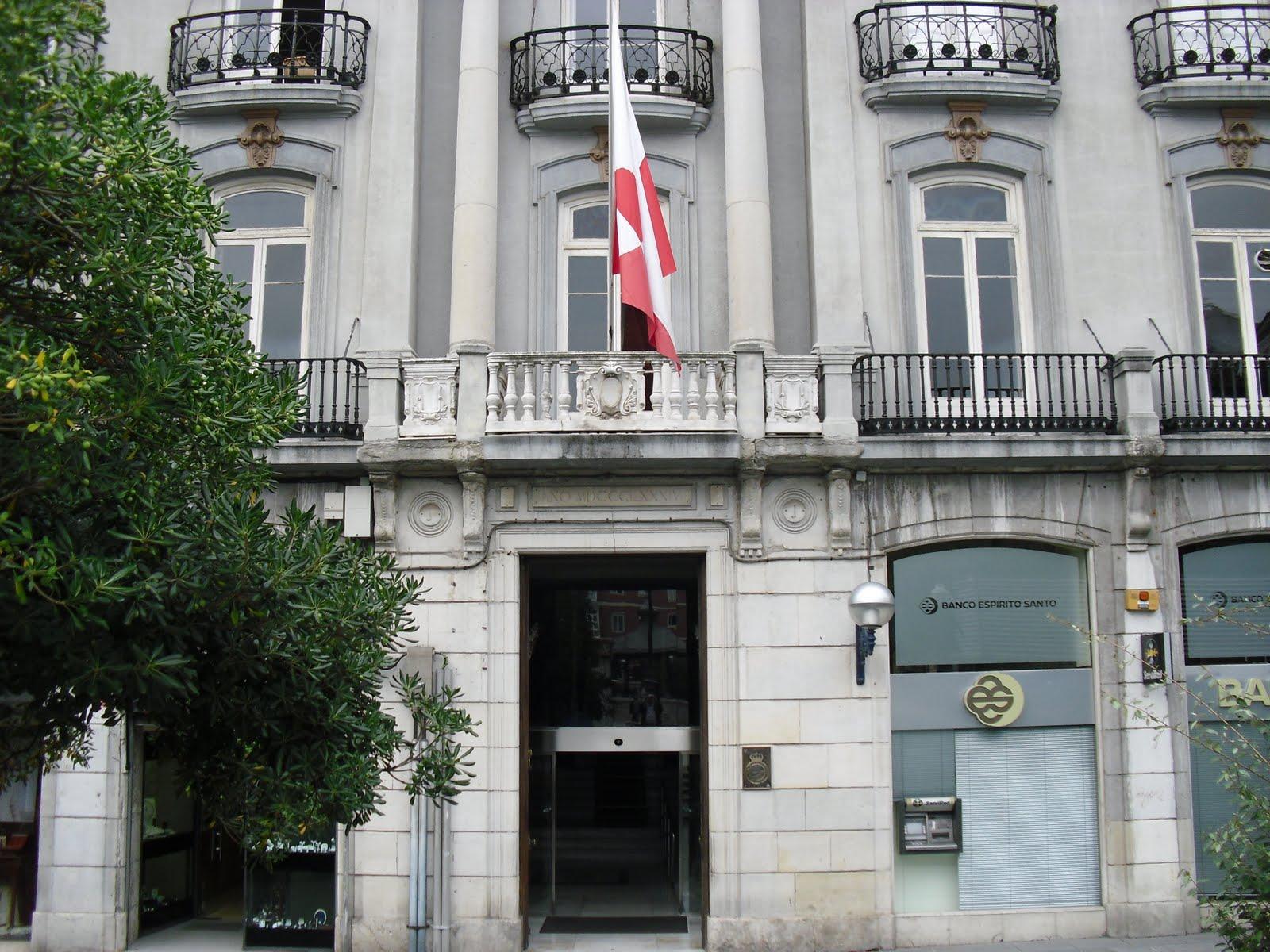 La ciudad habla edificio casa pombo en santander - Casas de banco santander ...