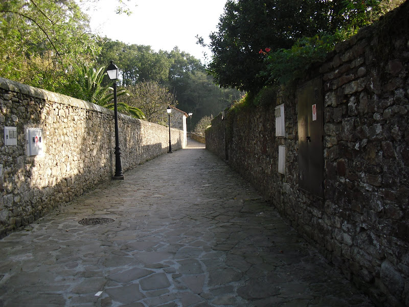 Camino Puente Mayor de Lierganes