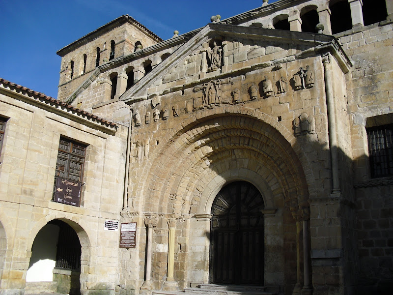 Colegiata Santa Juliana en Santillana del Mar